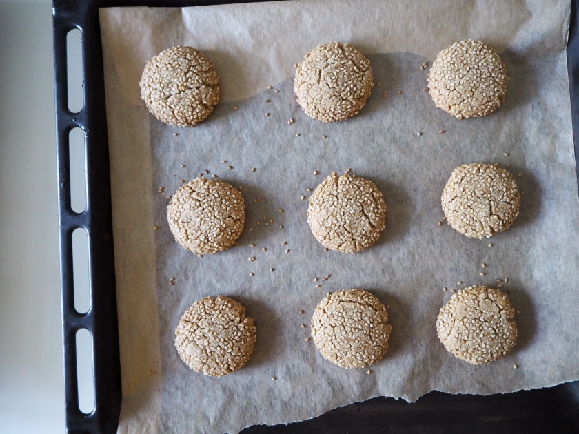 Honey Tahini Cookies - 6