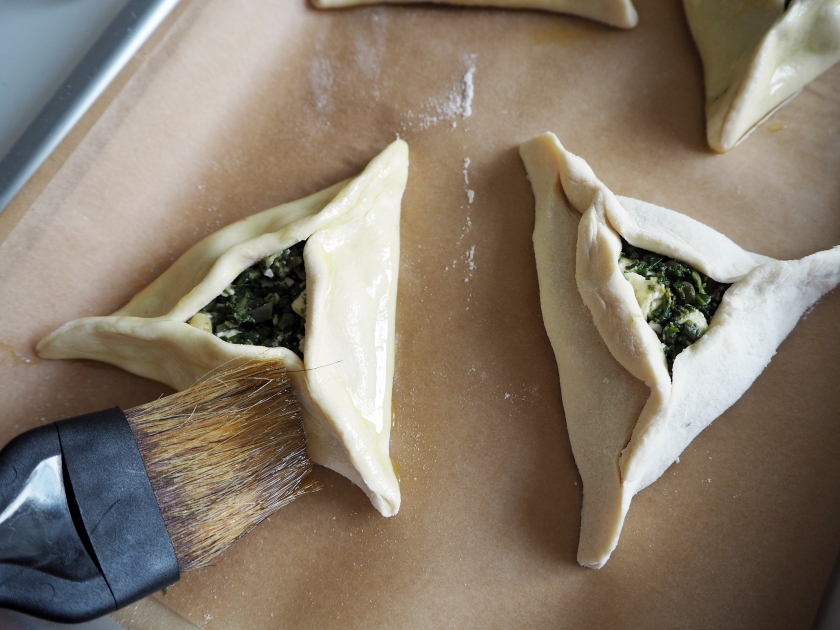 Spinach Pastry - 10