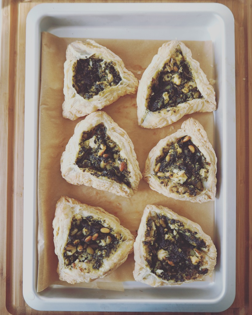 Spinach Pastry - B