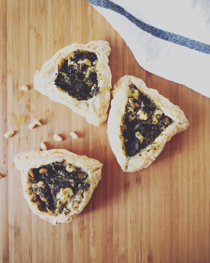 Spinach Pastry - E
