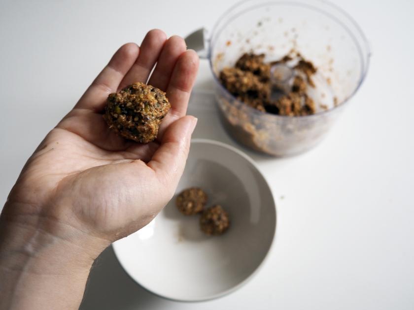 Mung Bean Balls - 5A