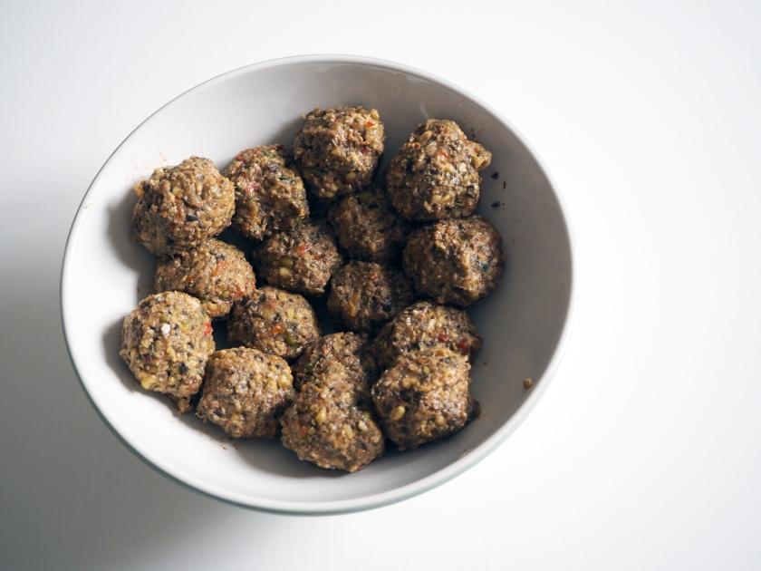 Mung Bean Balls - 5B