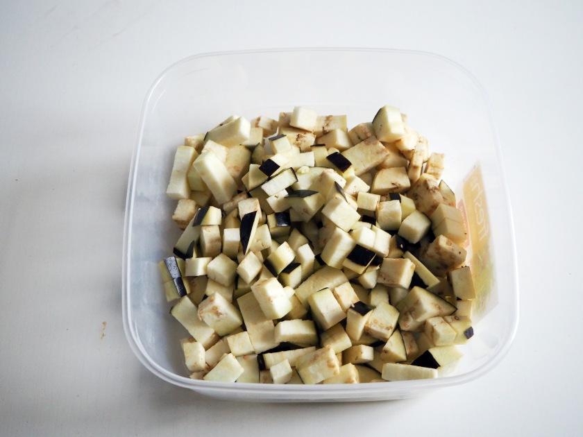 Eggplant Relish - 1A