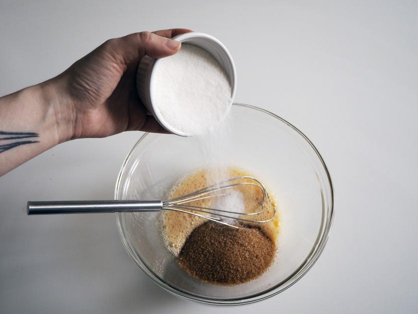 Chocolate Zucchini Spelt Cake - 5B
