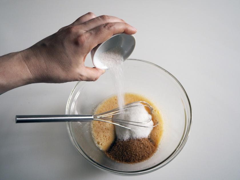Chocolate Zucchini Spelt Cake - 5C
