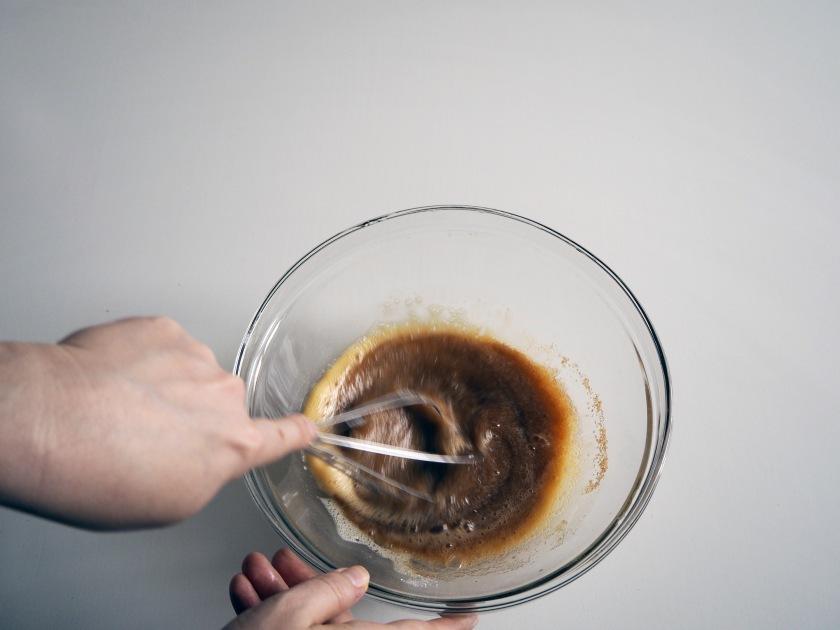 Chocolate Zucchini Spelt Cake - 5D