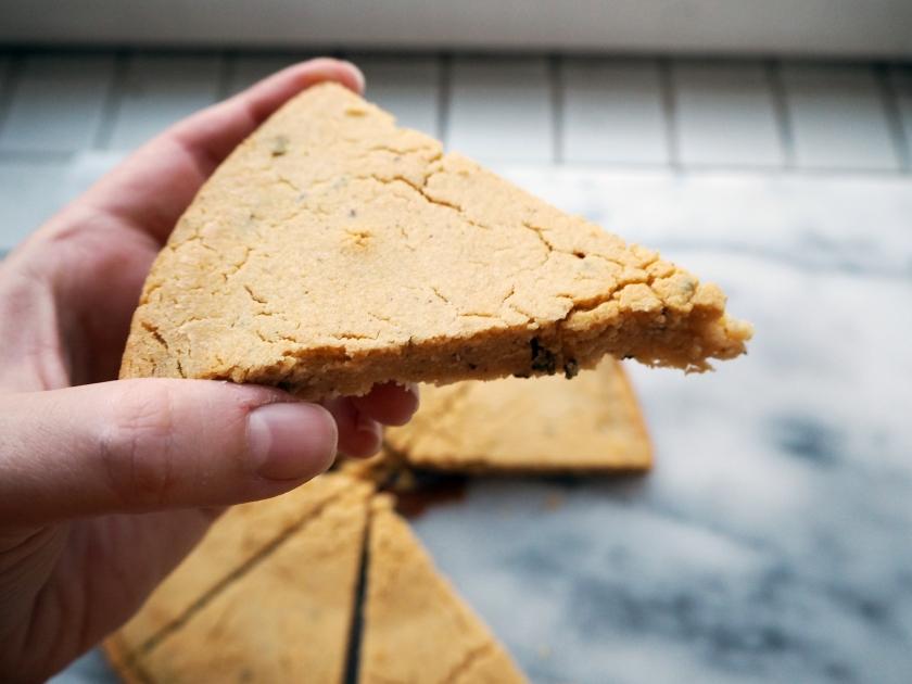 Chickpea Bread - B