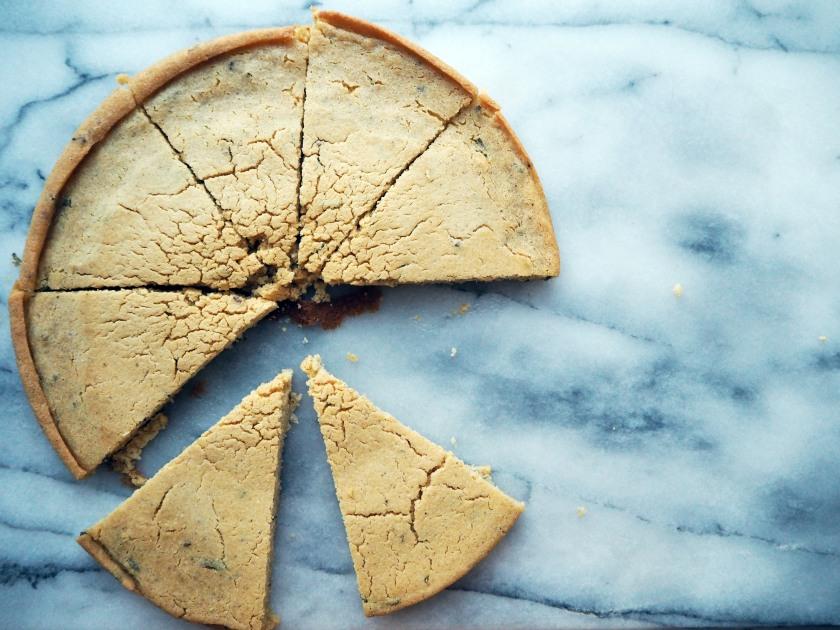 Chickpea Bread - C