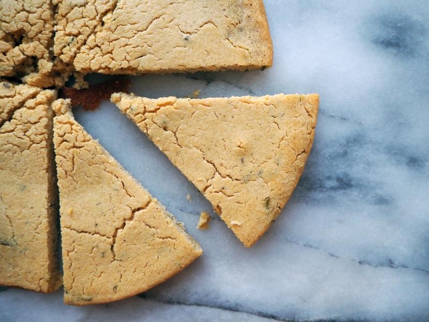 Chickpea Bread - E