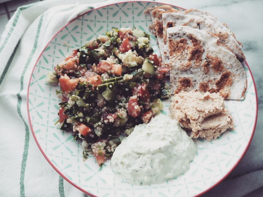 Gluten Free Plate