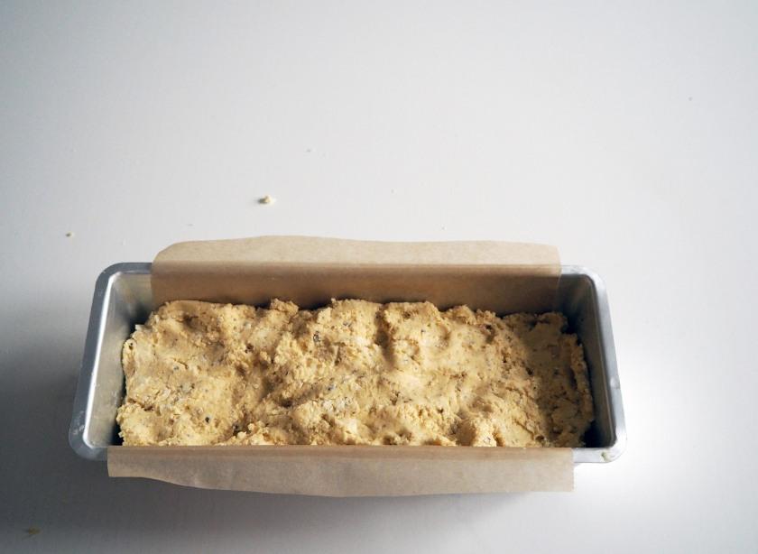 Chickpea Bread And Edamame Hummus