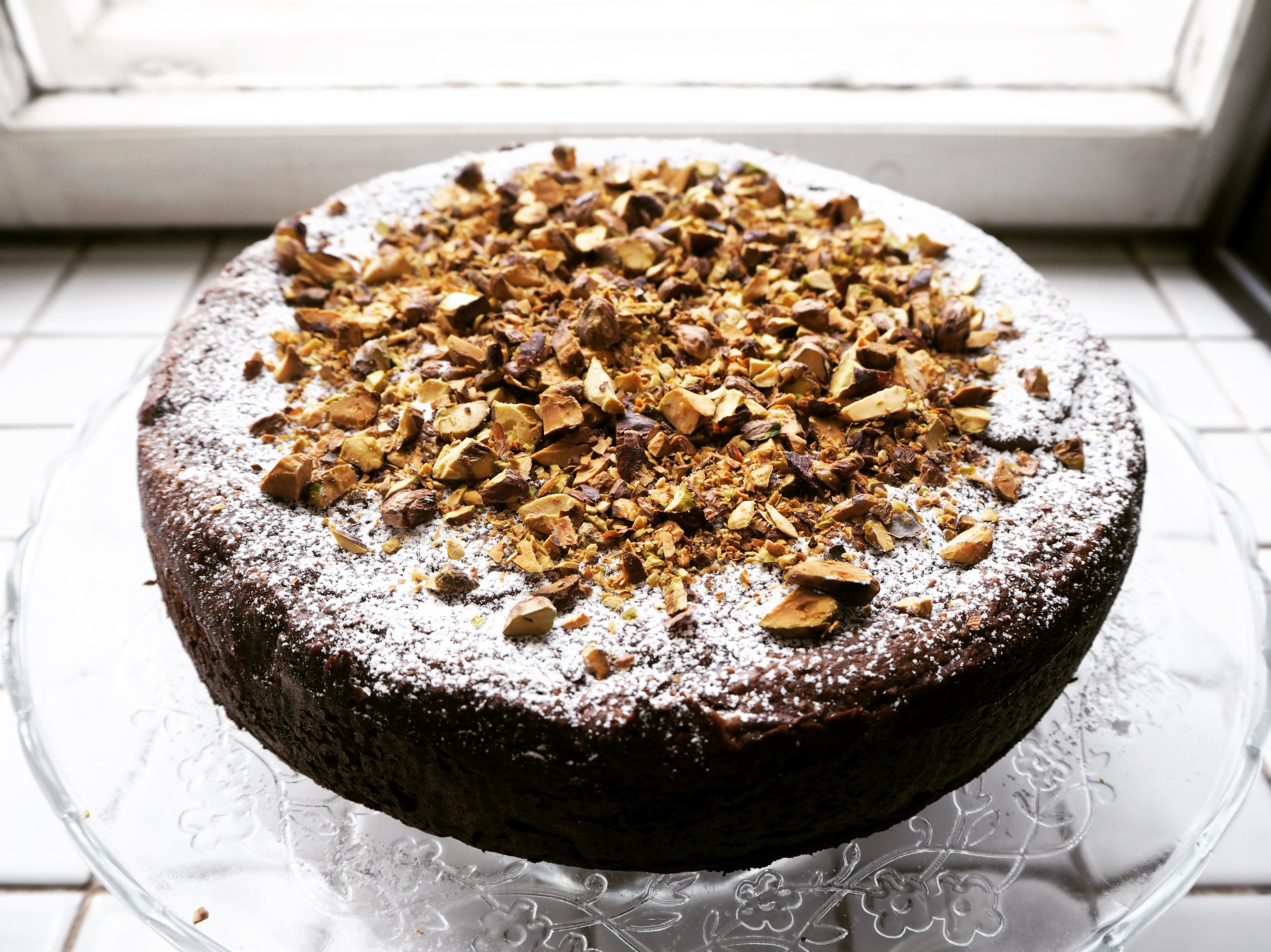 Gluten Free Thursday Chocolate Ricotta Cake My Dear