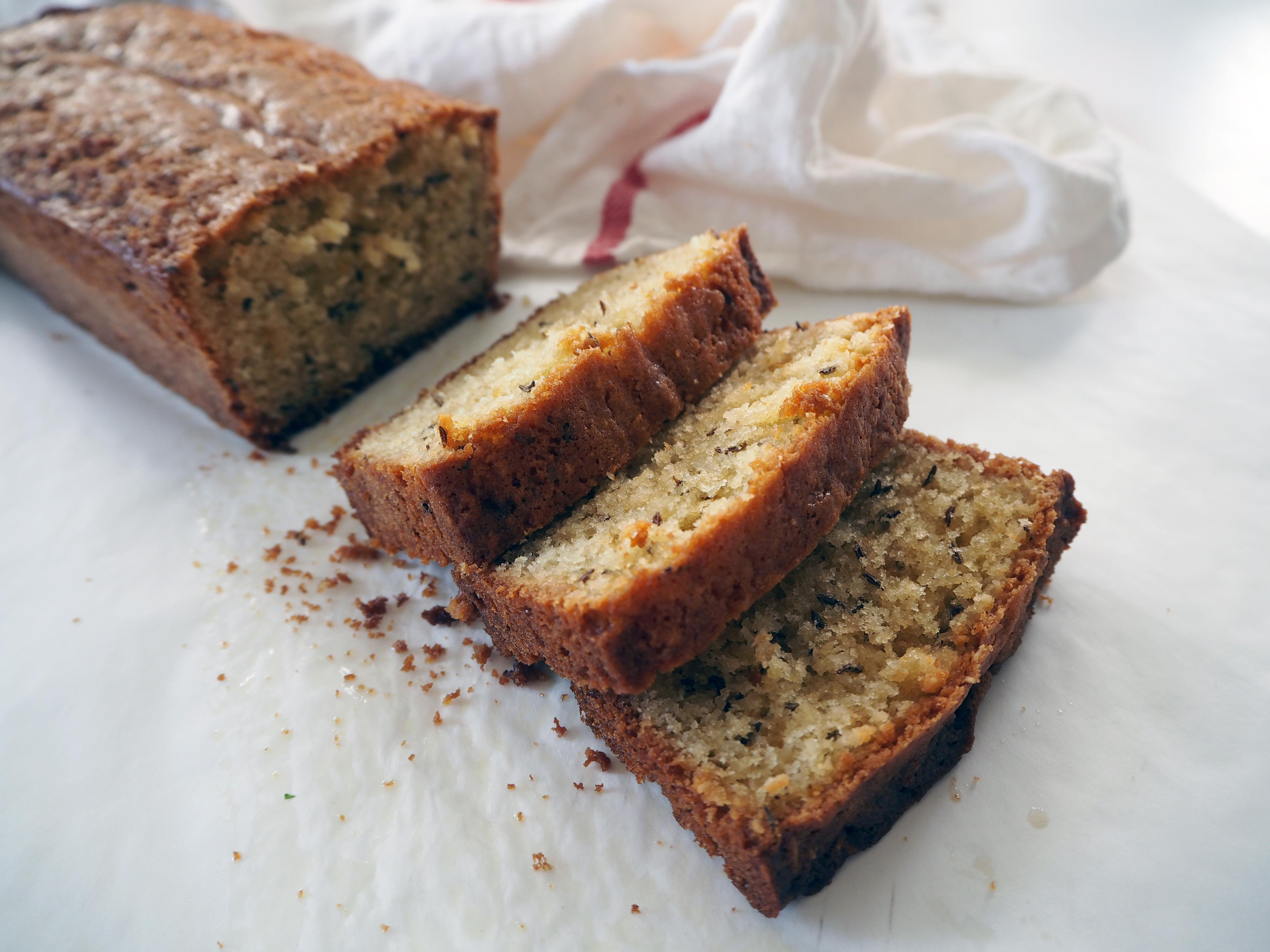 Caraway Seed Cake – Afternoon Tea With Bilbo Baggins | My
